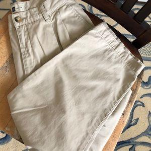 Vintage high wasted GAP Khakis